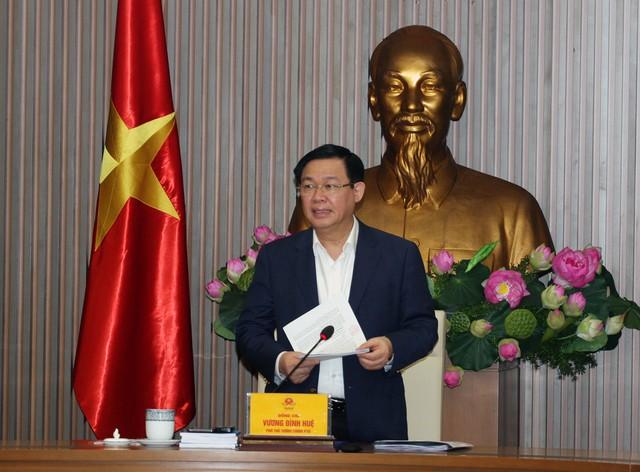 Phó Thủ tướng: Coi trọng dự báo các vấn đề phát sinh của thương mại thế giới - Ảnh 1.