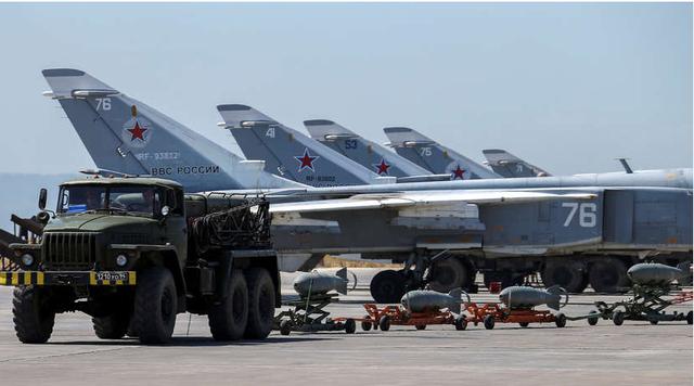 Syria dai dẳng hỏa lực: Cách nào giúp Nga vững chân từ các cuộc tấn công? - Ảnh 1.