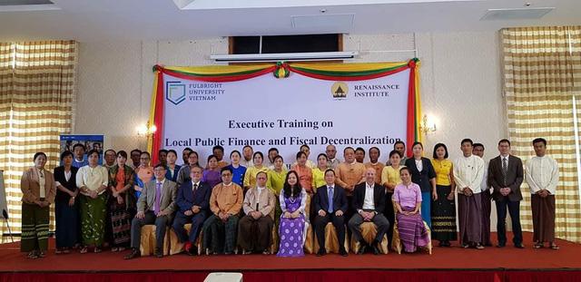 Việt Nam giúp đỡ đào tạo quản lý tài chính công cho Myanmar - Ảnh 1.