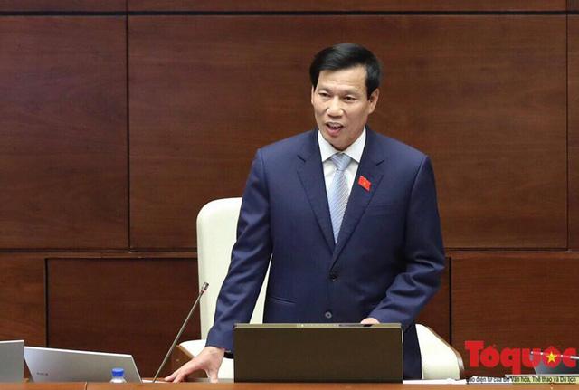 """Bộ trưởng Nguyễn Ngọc Thiện: """"Nâng hạng xuống hạng buộc các thư viện phải phấn đấu để nâng cao chất lượng"""" - Ảnh 4."""