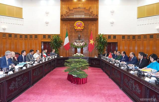 Italy mong muốn tăng cường hơn nữa quan hệ đối tác chiến lược với Việt Nam - Ảnh 2.