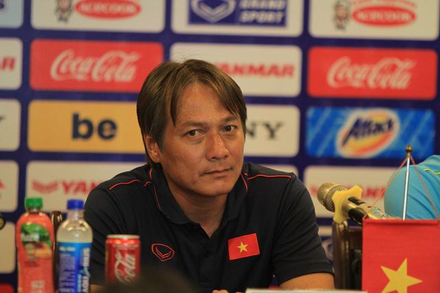 Trợ lý HLV ĐT U23 Việt Nam Nguyễn Văn Đàn: Đây là cơ hội với tất cả cầu thủ có khả năng tham dự SEA Games - Ảnh 1.