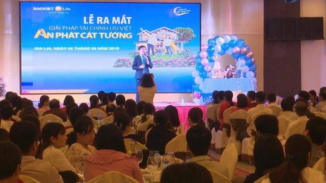 Bảo Việt nhân thọ ra mắt sản phẩm bảo hiệm bảo vệ trước ung thư, đột quỵ và tai nạn - Ảnh 1.