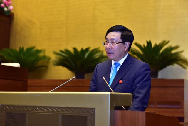 Phó Thủ tướng Phạm Bình Minh: Thúc đẩy quảng bá di sản văn hóa, du lịch Việt Nam ra nước ngoài - Ảnh 1.