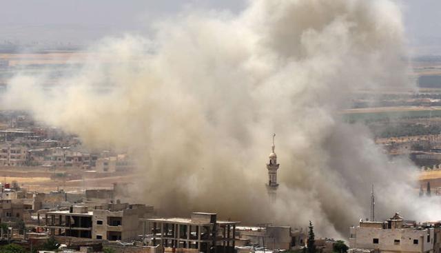 Phản ứng về leo thang Ildib, Syria bác xung đột trực diện với Thổ - Ảnh 1.