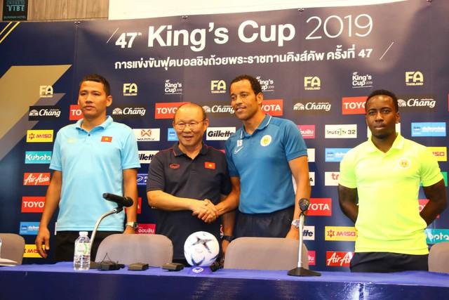 Trực tiếp: ĐT Việt Nam vs ĐT Curcao: Đấu súng gay cấn, Curacao giành ngôi vương Kings Cup 2019 - Ảnh 7.