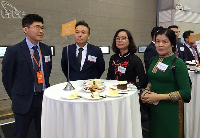 Phó Tổng cục trưởng Nguyễn Thị Thanh Hương tham dự Hội chợ Hanatour Hàn Quốc 2019  - Ảnh 3.