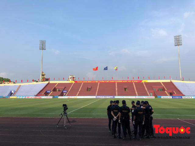Người hâm mộ đất Tổ sẵn sàng tiếp lửa cho U23 Việt Nam - Ảnh 1.