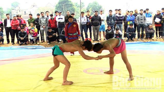Bắc Giang nâng tầm các môn thể thao dân tộc - Ảnh 1.