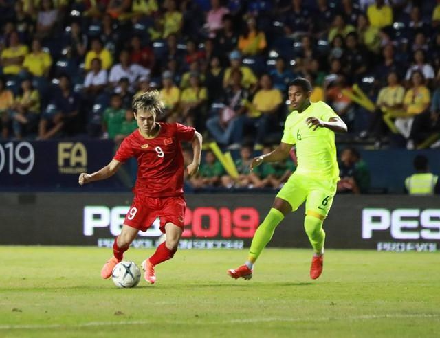 Trực tiếp: ĐT Việt Nam vs ĐT Curcao: Đấu súng gay cấn, Curacao giành ngôi vương Kings Cup 2019 - Ảnh 4.