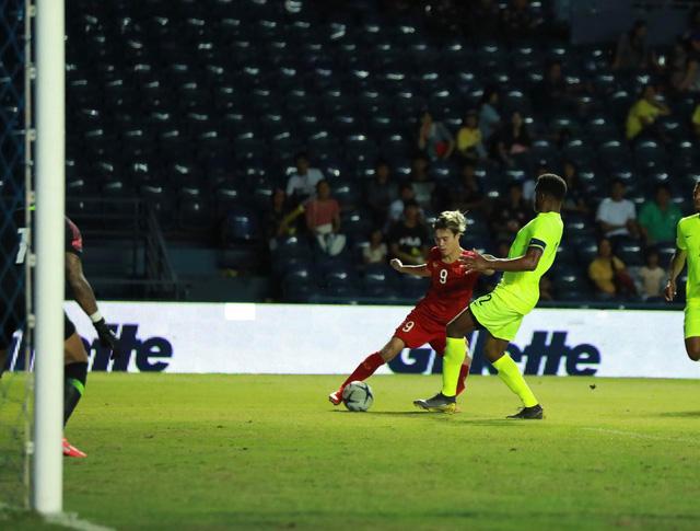 Trực tiếp: ĐT Việt Nam vs ĐT Curcao: Đấu súng gay cấn, Curacao giành ngôi vương Kings Cup 2019 - Ảnh 2.