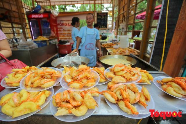 Tinh hoa ẩm thực ba miền hội tụ tại lễ hội văn hóa ẩm thực Hà Nội 2019 - Ảnh 5.