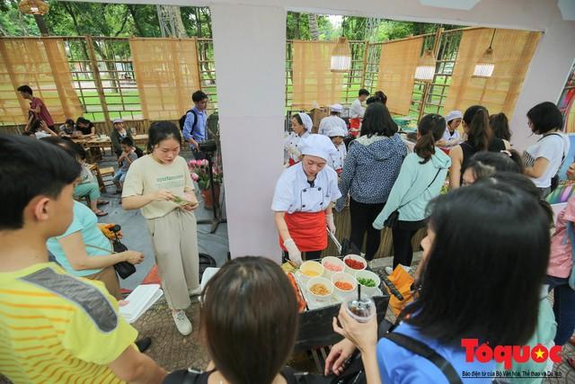 Tinh hoa ẩm thực ba miền hội tụ tại lễ hội văn hóa ẩm thực Hà Nội 2019 - Ảnh 18.