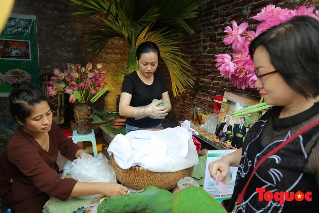 Tinh hoa ẩm thực ba miền hội tụ tại lễ hội văn hóa ẩm thực Hà Nội 2019 - Ảnh 3.