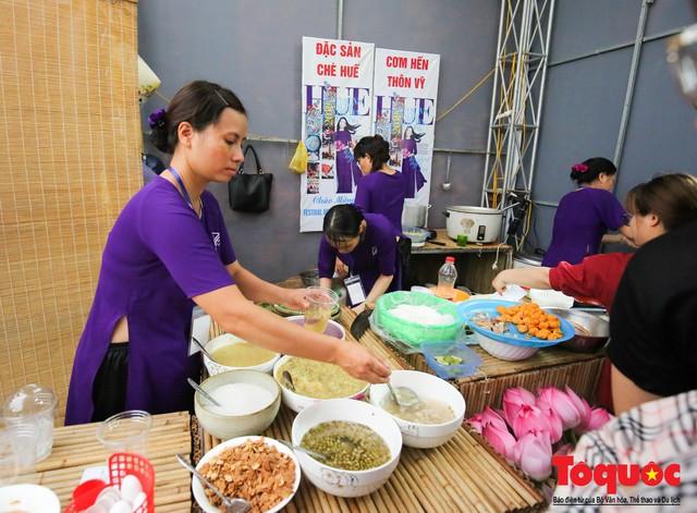 Tinh hoa ẩm thực ba miền hội tụ tại lễ hội văn hóa ẩm thực Hà Nội 2019 - Ảnh 14.