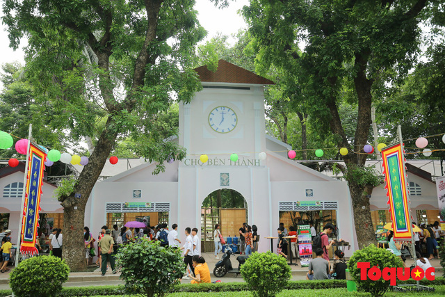 Tinh hoa ẩm thực ba miền hội tụ tại lễ hội văn hóa ẩm thực Hà Nội 2019 - Ảnh 17.