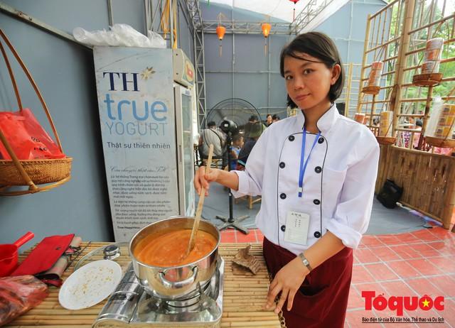 Tinh hoa ẩm thực ba miền hội tụ tại lễ hội văn hóa ẩm thực Hà Nội 2019 - Ảnh 15.