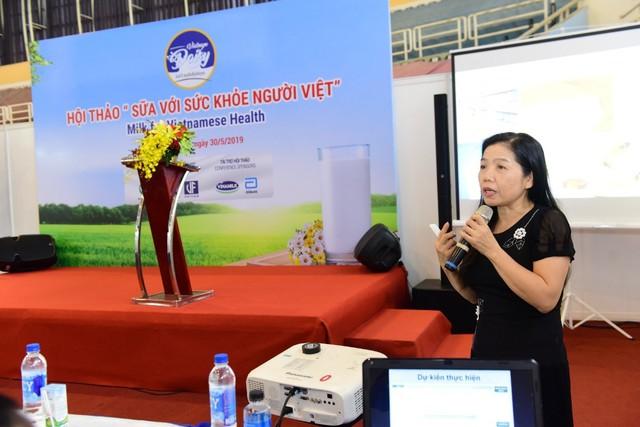 Hội thảo Sữa với sức khoẻ người Việt - Đi tìm lời giải cho thực trạng thiếu hụt vi chất ở trẻ - Ảnh 1.