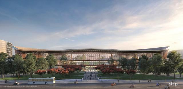Công trình kiến trúc Đại học Fulbright Việt Nam được giới thiệu trên tạp chí Archdaily - Ảnh 2.
