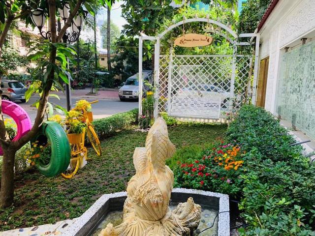 Căn biệt thự ngập tràn hoa và cây ăn quả của nữ ca sĩ Vy Oanh - Ảnh 15.