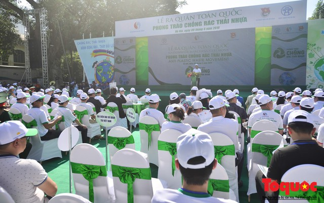 Thủ tướng Nguyễn Xuân Phúc phát động toàn quốc chống rác thải nhựa - Ảnh 3.