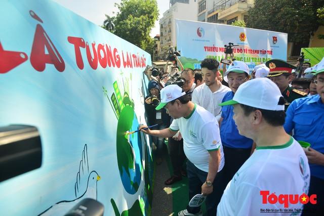 Thủ tướng Nguyễn Xuân Phúc phát động toàn quốc chống rác thải nhựa - Ảnh 15.