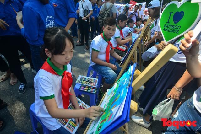 Thủ tướng Nguyễn Xuân Phúc phát động toàn quốc chống rác thải nhựa - Ảnh 14.