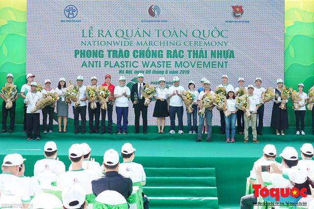Thủ tướng Nguyễn Xuân Phúc phát động toàn quốc chống rác thải nhựa - Ảnh 6.