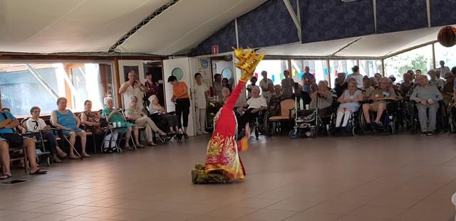 Dấu ấn Việt tại Festival văn hóa dân gian thế giới   - Ảnh 2.