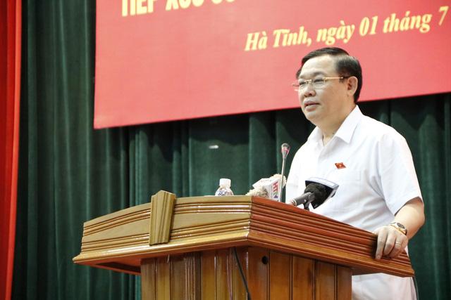 """Phó Thủ tướng Vương Đình Huệ: Các chính sách y tế không được gây """"sốc"""" cho xã hội - Ảnh 1."""