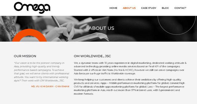 Omega Media tuyển 8-10 Account/Sales với chế độ đãi ngộ hấp dẫn  - Ảnh 1.