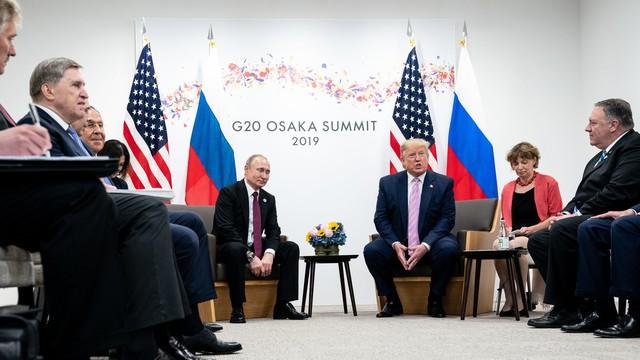Thượng đỉnh Mỹ-Nga hé lộ màn cược sát ván kèm thái độ bất ngờ từ Nga - Ảnh 1.