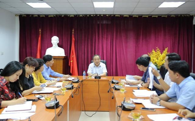 Thứ trưởng Lê Khánh Hải: Triển khai quyết liệt để hoàn thành đúng tiến độ các nhiệm vụ về công nghệ thông tin của ngành VHTTDL  - Ảnh 1.