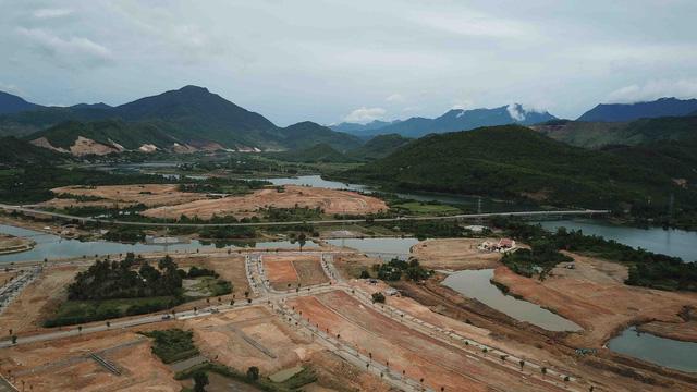 Dự án Golden Hills lấn sông: Chủ đầu tư cam kết trả lại hiện trạng ban đầu - Ảnh 1.