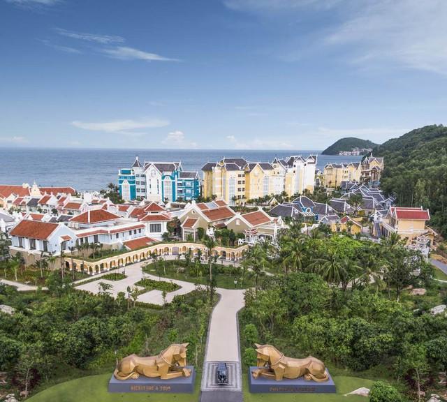 Nam Phú Quốc- thiên đường mới cho giới siêu giàu - Ảnh 1.