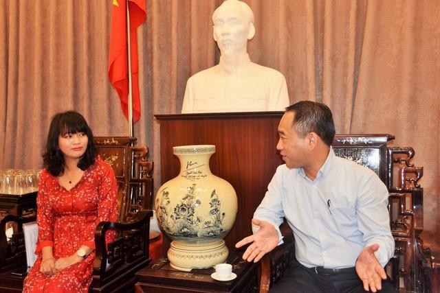 Hợp tác trưng bày giữa Bảo tàng Mỹ thuật Việt Nam và Bảo tàng Mỹ thuật Huế - Ảnh 1.