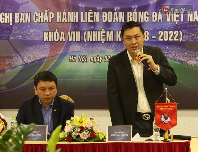 VFF tự tin giữ chân được HLV Park Hang-seo sau khi bổ nhiệm ông Trần Quốc Tuấn làm Phó chủ tịch tài chính - Ảnh 2.