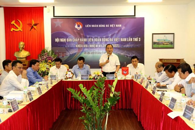 VFF tự tin giữ chân được HLV Park Hang-seo sau khi bổ nhiệm ông Trần Quốc Tuấn làm Phó chủ tịch tài chính - Ảnh 3.