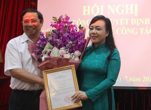 Bộ trưởng Nguyễn Thị Kim Tiến giữ chức Trưởng Ban Bảo vệ, chăm sóc sức khoẻ T.Ư - Ảnh 1.