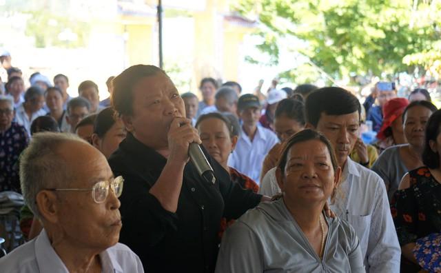 """Người dân Khánh Sơn """"xin"""" được hít thở không khí trong lành  - Ảnh 1."""