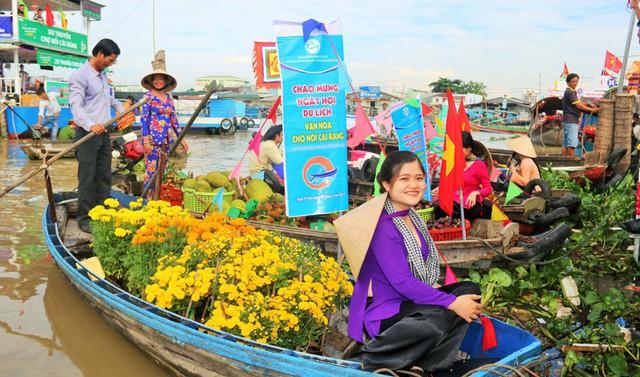 Nhiều hoạt động tại Ngày hội du lịch văn hóa Chợ nổi Cái Răng lần thứ 4  - Ảnh 1.