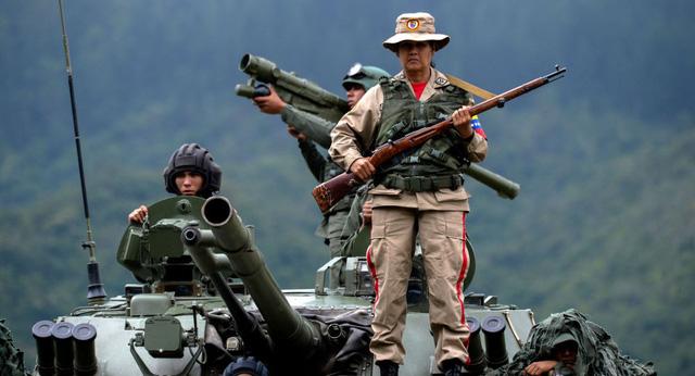 Tung lời hứa sắt son với quân đội Venezuela, Nga đánh tan lời đồn đoán - Ảnh 1.