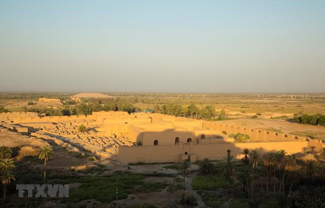 UNESCO đưa thành phố Babylon vào danh sách các di sản thế giới - Ảnh 1.