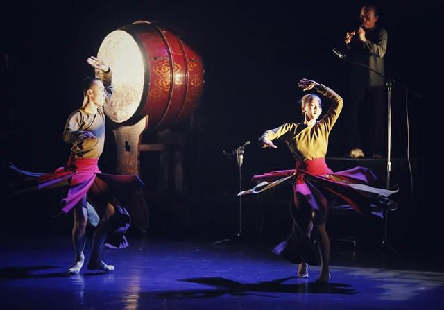 Chương trình Múa đương đại Hanoi Dance Fest 2019: Tiếp cận nghệ thuật thế giới qua ngôn ngữ hình thể - Ảnh 1.