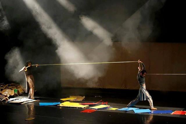 Chương trình Múa đương đại Hanoi Dance Fest 2019: Tiếp cận nghệ thuật thế giới qua ngôn ngữ hình thể - Ảnh 3.