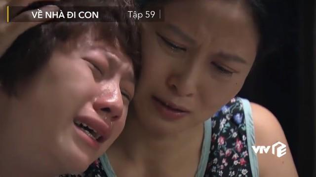 """Về nhà đi con: Vì tình đầu không đẹp như mơ mà Ánh Dương mắng chị Huệ là """"người dối trá"""" - Ảnh 2."""
