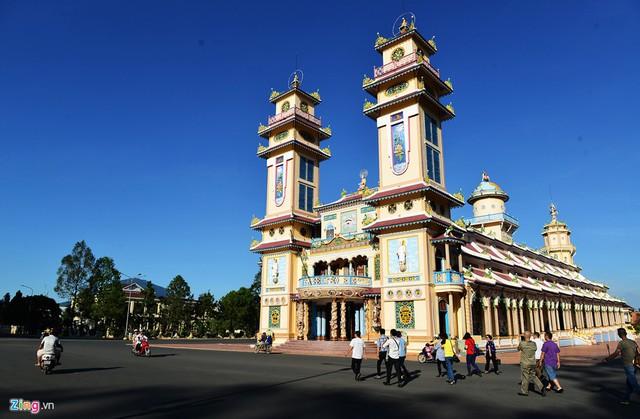 Cuộc thi sáng tác ảnh đẹp du lịch Tây Ninh 2019 - Ảnh 1.