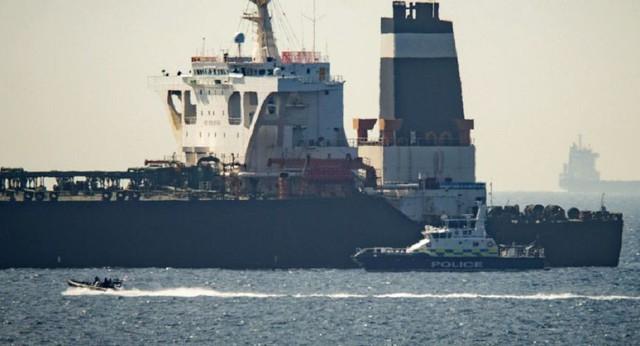 Vụ tàu Iran bị bắt giữ: Tehran tiếp tục rắn, phủ nhận cáo buộc trọng yếu nhất của Anh - Ảnh 1.