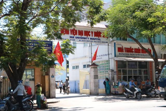 Bộ Y tế yêu cầu báo cáo vụ việc sản phụ tử vong tại Bệnh viện Đại học Y dược Huế - Ảnh 1.