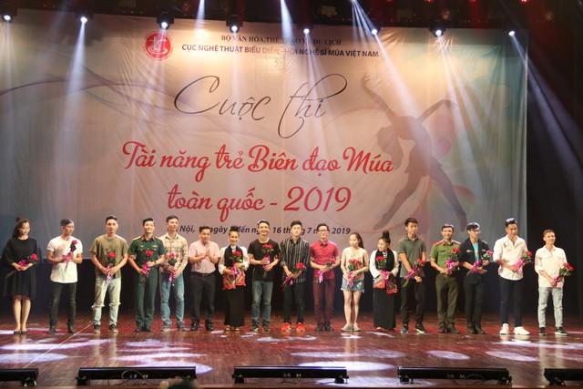 Tìm kiếm Tài năng trẻ Biên đạo Múa toàn quốc 2019 đã tuyển xong vòng Sơ khảo